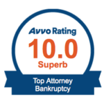 Avvo Rating - Top Bankruptcy
